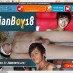Free Asian Boy 18 Accs