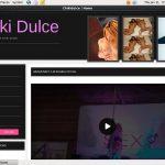 Free Chikidulce Videos