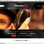 Free Cinemajoy Account New