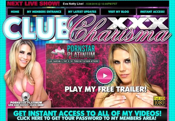 Free Club Charisma XXX Code