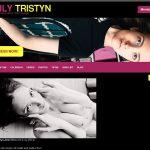 Free Full Tristynjane.modelcentro.com Porn