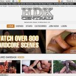Free HDK Central Account And Password