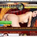 Free Ladyboy Ladyboy Account New