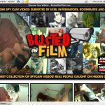 Free Logins For Bustedonfilm.com