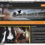 Free Morgana Pendragon At Raven Goddess Temple Sign Up