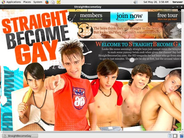 Free Pass Straight Become Gay