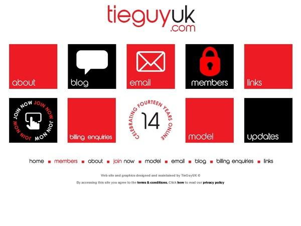 Free Passwords For Tie Guy UK