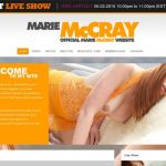 Free Premium Accounts For Mariemccray