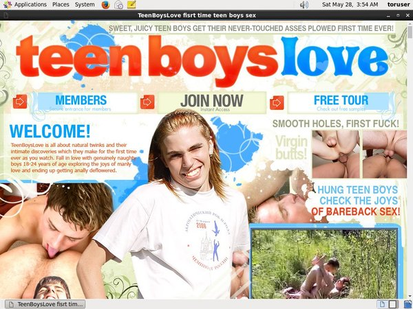 Free Teenboyslove.com Account Password
