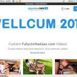 Fullyclothedsex Discount Registration