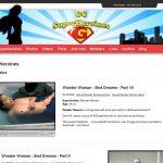 GC Super Heroines Pass Word