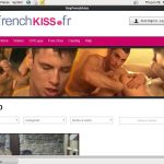 Gay French Kiss Website Accounts