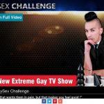 Gay Sex Challenge Sign Up Form