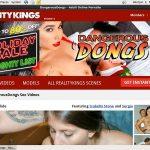 Get A Free Dangerousdongs.com Account
