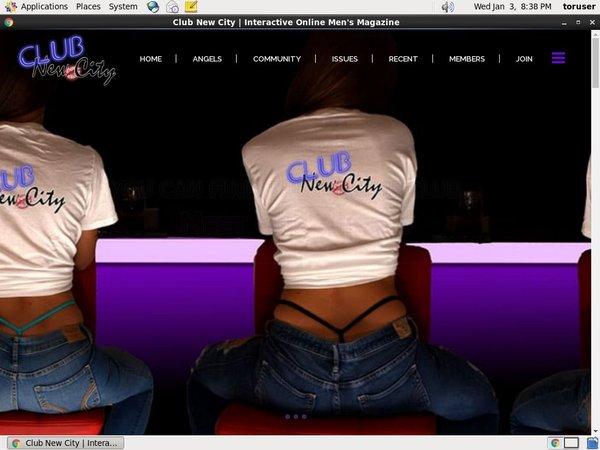 Get Into Clubnewcity.com Free