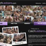 Get Into Czechlesbians.com Free