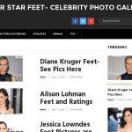 Get Into Super Star Feet