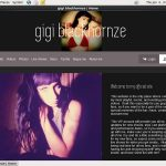 GigiBlackhornze Threesome