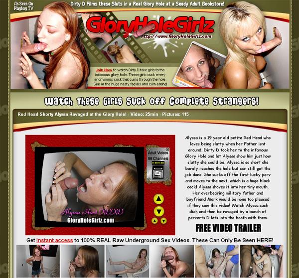Glory Hole Girlz Gloryhole Pictures