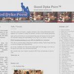 Good Dyke Porn Gift
