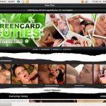 Green Card Cuties Daily Passwords