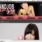 Handjob Japan Offer