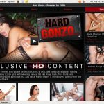 Hard Gonzo Free Trial Signup