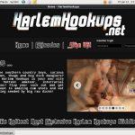 Harlemhookups $1 Porn Trial