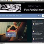 Hd Feet Fun Doll Free
