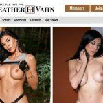Heathervahn.xxx Daily Accounts