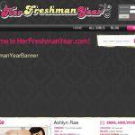 Her Freshman Year Free Username