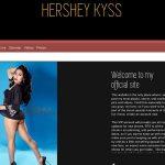 Hersheykyss.modelcentro.com Hack