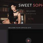 Id Sweet Sophie
