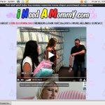 Ineedamommy User Name