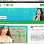Inside Ashleymarie.modelcentro.com