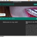 JaneyMaeBelle Vxsbill Page