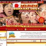 Japanese Bukkake Orgy Mit Sofort