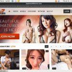 Japanesematures.com Membership Discounts