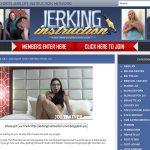 Jerking Instruction 로그인