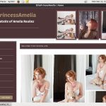 Join Elite Princess Amelia Gift Card