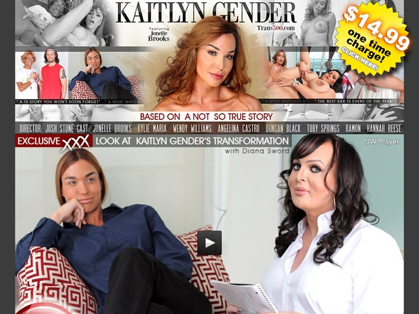 Kaitlyn Gender Discounted Deal