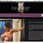 Kara Banger Telephone Billing