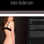 Kate Anderson Tumblr