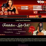 Lady Gold Fetishdiva Password Login