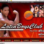 Latinboysclub Site Passwords