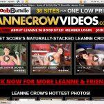 Leannecrowvideos Login Details