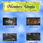 Limited Members Utopia Promo