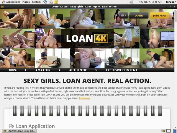 Loan4k.com Without Credit Card