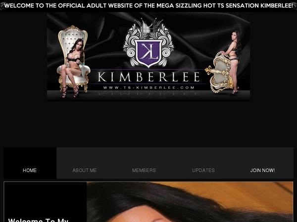 Log In Kimber Lee