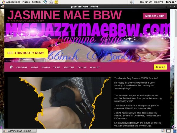 Mae Jasmine Site Rip